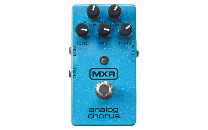 MXR M234 Analog Chorus Final Thoughts