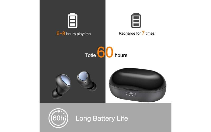 Tranya T3 Battery