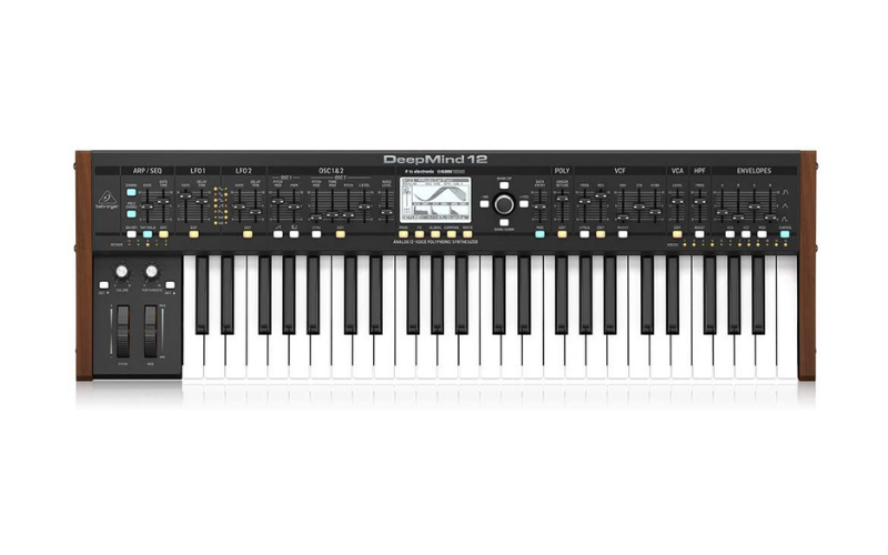 Behringer Deepmind 12 Review