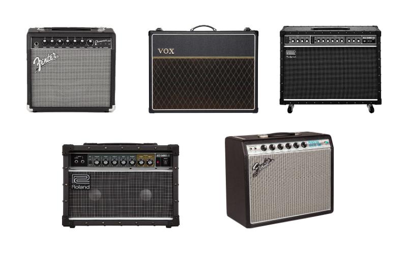 Top 5 Best Guitar Amps For Jazz on the Market in 2021 Reviews