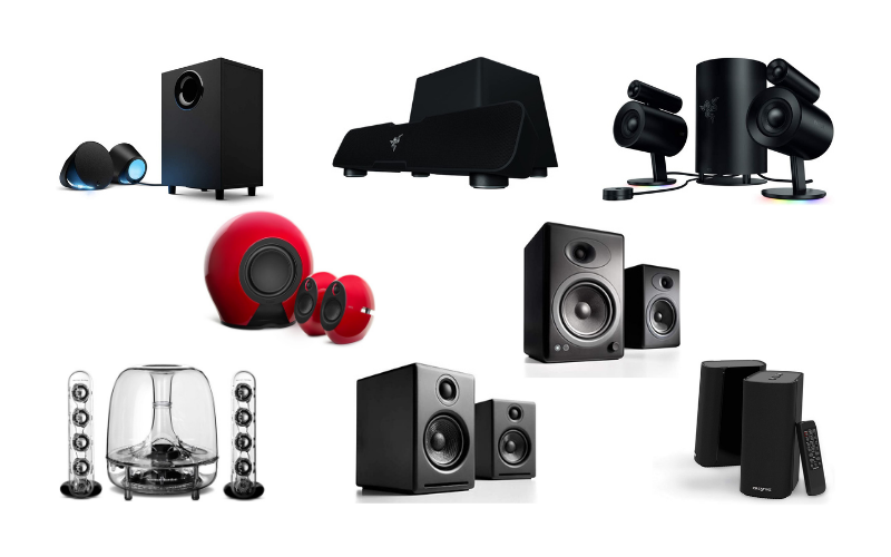 Top 8 Best Wireless Computer Speakers on the Market in 2021 Review