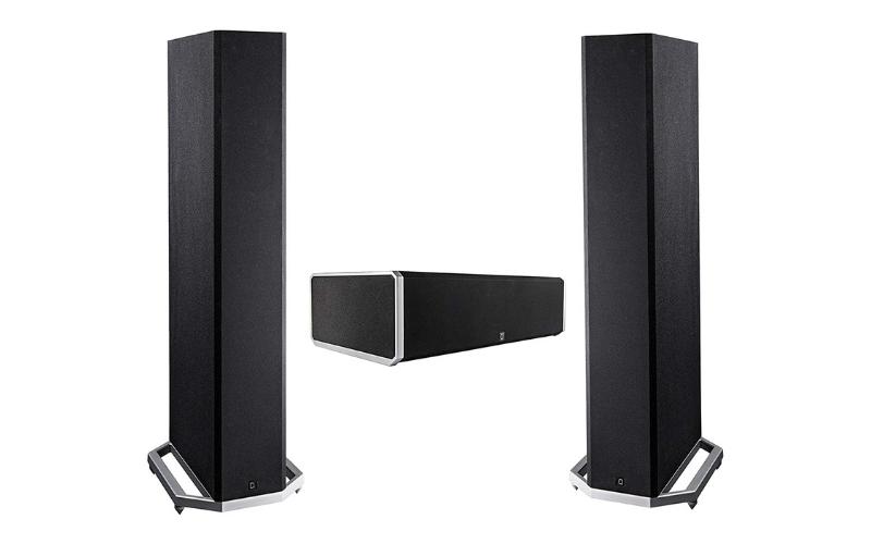 Definitive Technology BP9020 & CS9040 Plus Center Channel Speaker Review