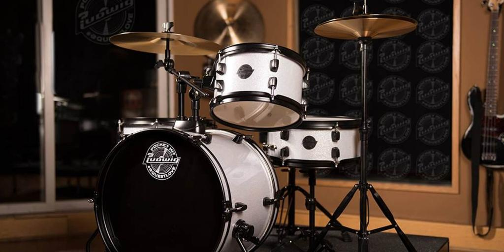 Ludwig LC178X0 Drum Set Review
