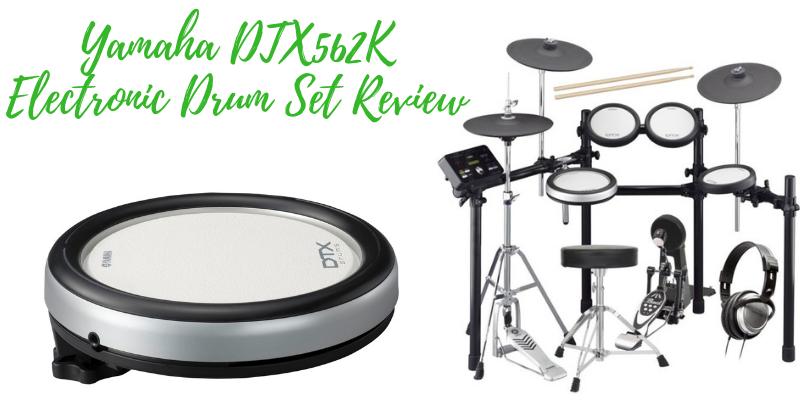 Yamaha DTX562K Electronic Drum Set Review