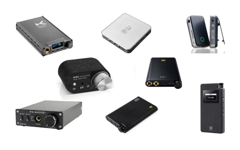 Best Portable DAC/Amp Combo