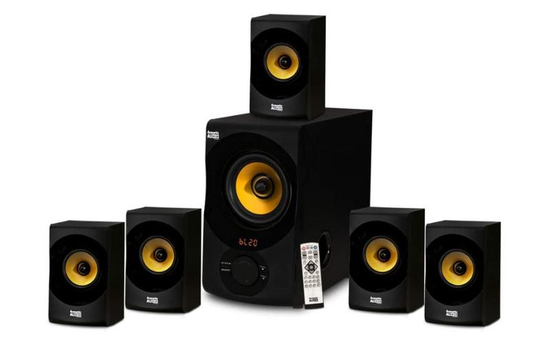 How to Setup at-Home Surround Sound Audio