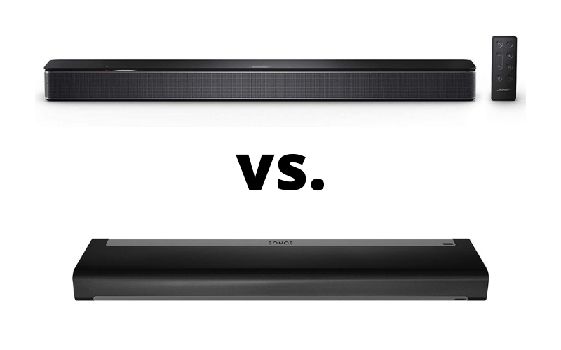 Bose SoundTouch 300 vs. Sonos Playbar – Which Should You Pick?