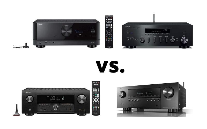 Denon vs. Yamaha Receivers