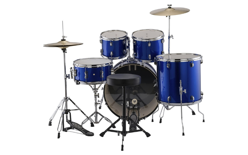 Different Types of Drums in a Drum Kit