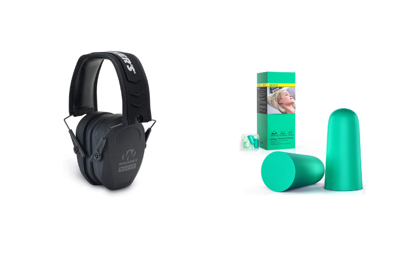 Ear Muffs and Ear Plugs Pros and Cons