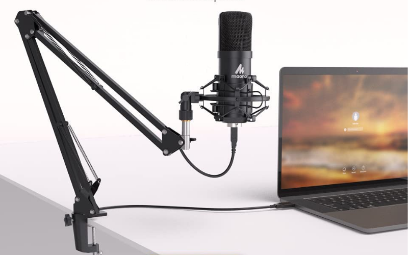 How to Connect a Microphone to a Computer