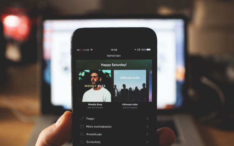 Music Discovery and Playlists