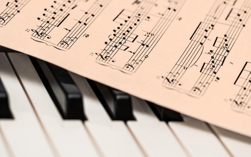 Piano Pop Songs