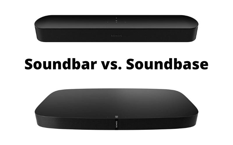 Soundbar vs. Soundbase – Which is for You?