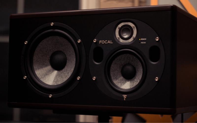 Surround Sound System Components
