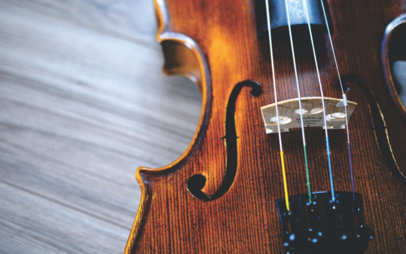 A Guide to Choosing the Right Violin Strings