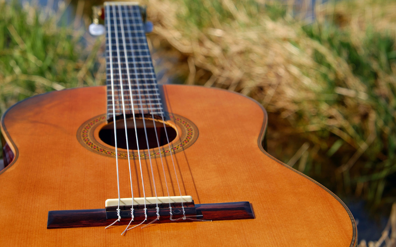 How to Remember Guitar String Order & Names