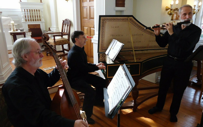 The Harpsichord