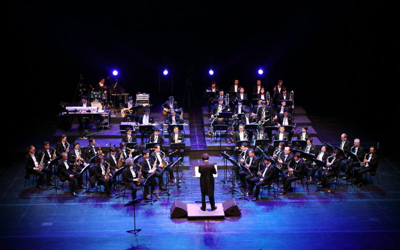 The structure of the Orchestra