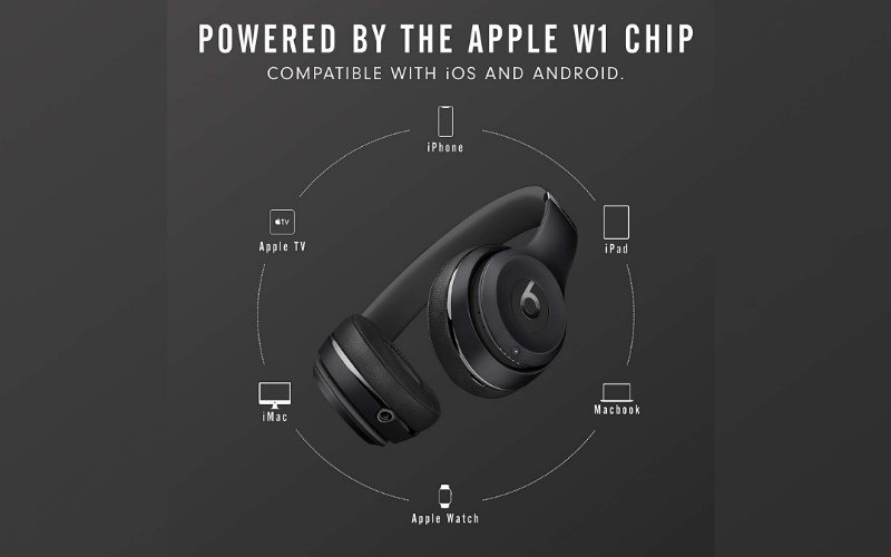 about the W1 chip