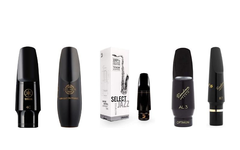 Top 5 Best Saxophone Mouthpieces For Jazz on the Market in 2021 Review