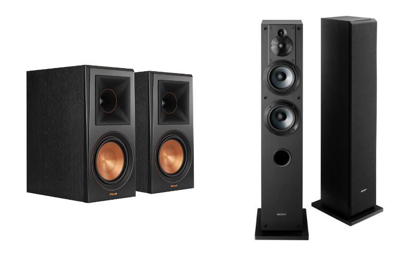 Best Subwoofer Placement with a Pair of Speakers