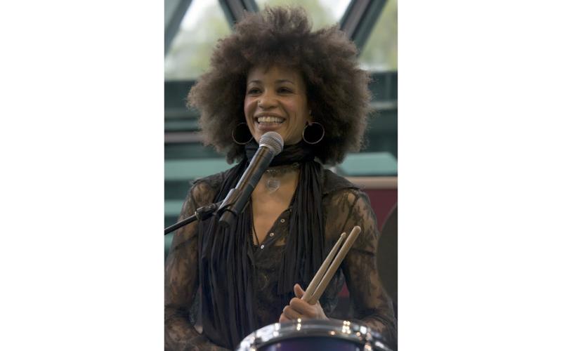Cindy Blackman Santana