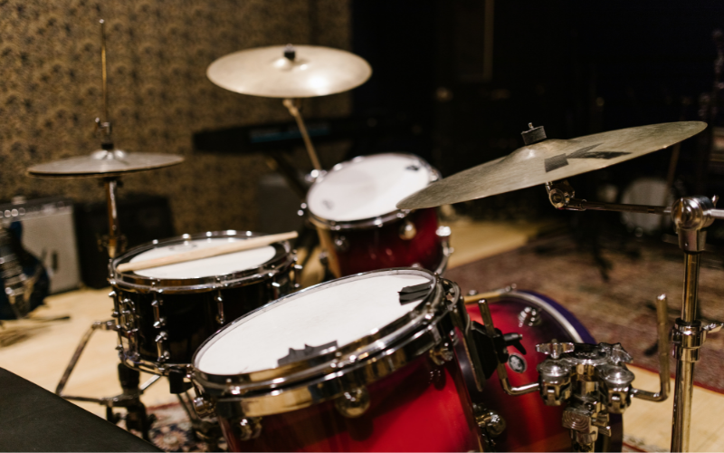 Drumming is Great for Mental Health