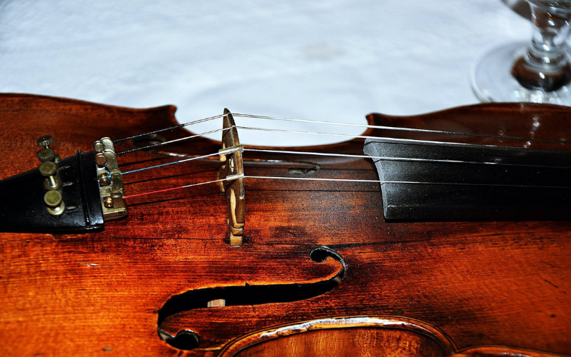 How to Replace Your Violin Strings?