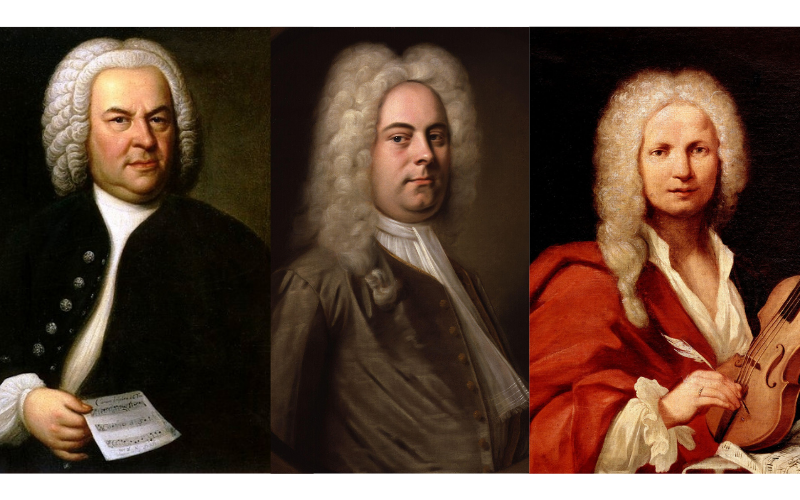 Notable Baroque Composers