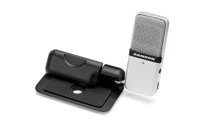 Samson Go Mic Portable USB Condenser Microphone Review
