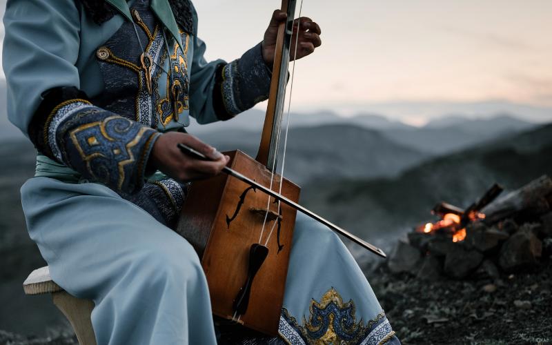 The Mongolian Morin Khuur