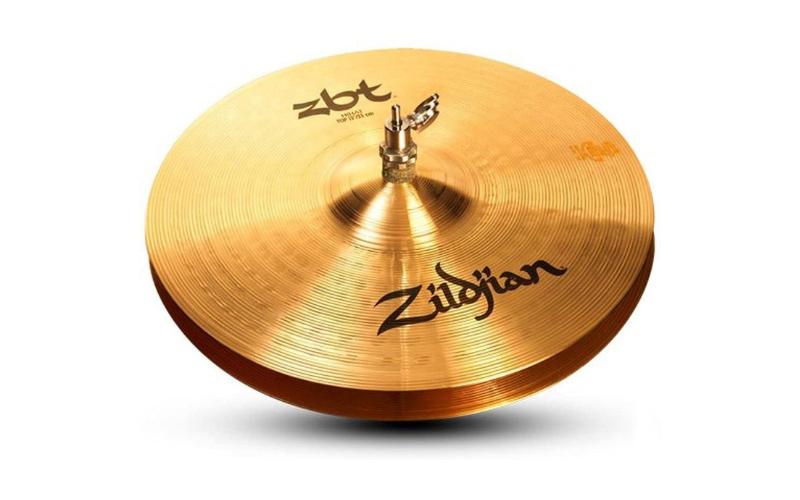"""ZBT 13"""" Hi-hat Cymbals"""