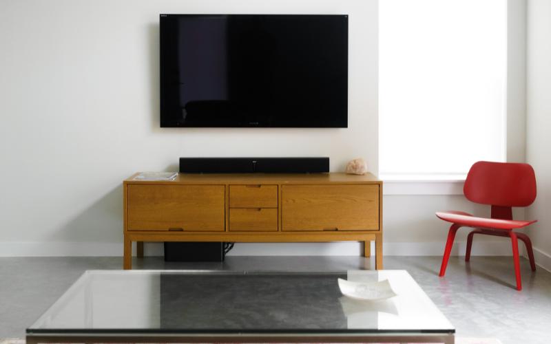 connect a soundbar to a TV using Bluetooth