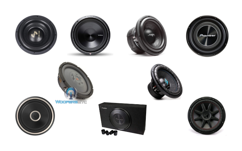 Best 12-Inch Subwoofers – Top 9 Picks for the Money in 2021 Review
