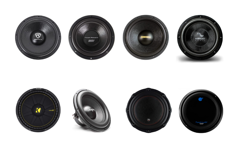 Best 15-inch Subwoofers – Top 8 Picks of 2021 Review & Buying Guide