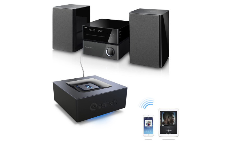 How to Add Bluetooth to an A/V or Stereo Receiver