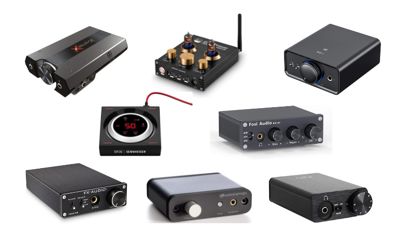 Top 8 Best Desktop DAC/Amp for The Money in 2021 Review