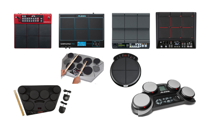 Top 8 Best Electronic Drum Pads on the Market in 2021 Review