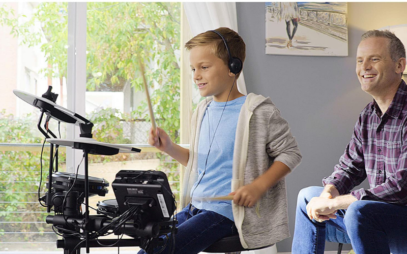 Best Electronic Drum Sets for Kids