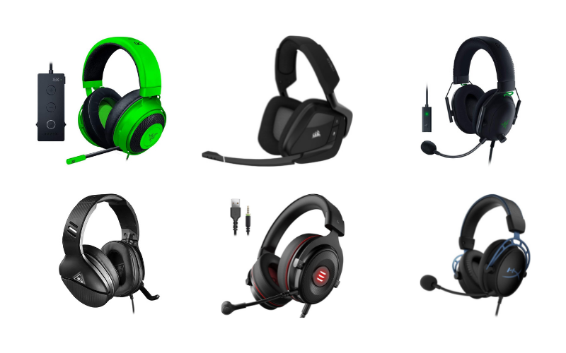 Best Gaming Headsets for Big Heads