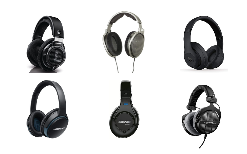 Top 6 Best Headphones for Big Heads of 2021 Review & Buying Guide
