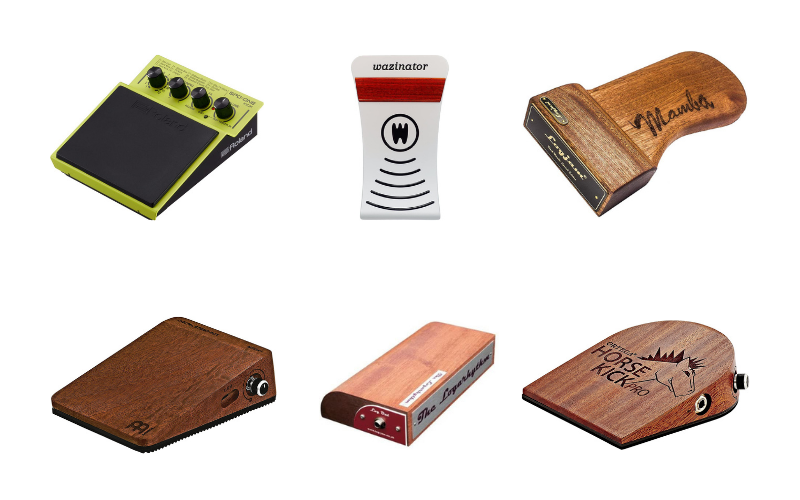 Top 6 Best Percussion Stomp Boxes of 2021 Review