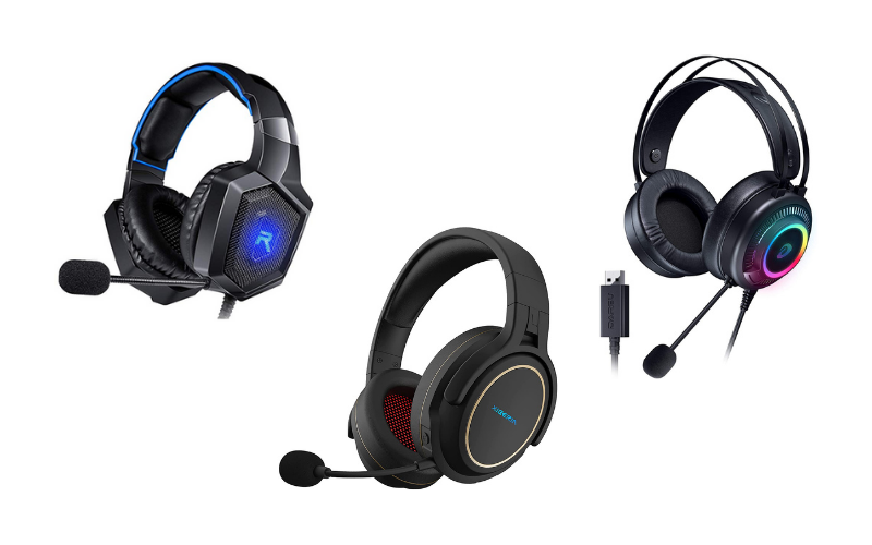 Budget Headsets for Nintendo Switch