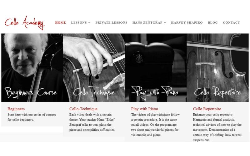 Cello Academy