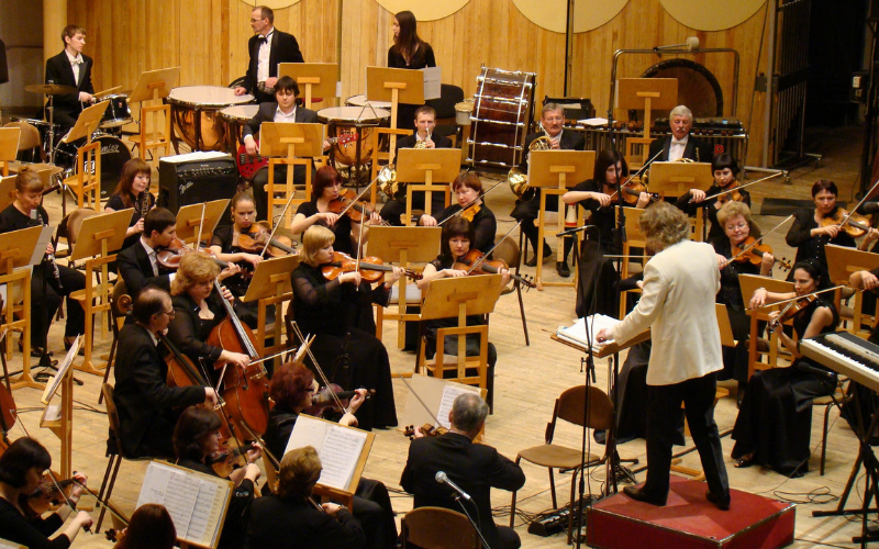In the Orchestra
