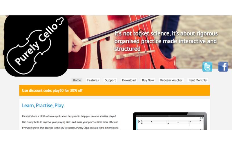 Purely Cello