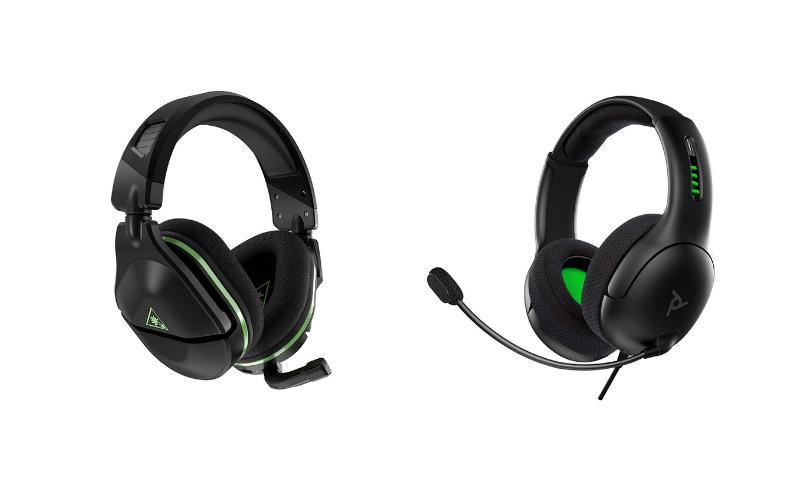 Xbox One Wireless Headsets