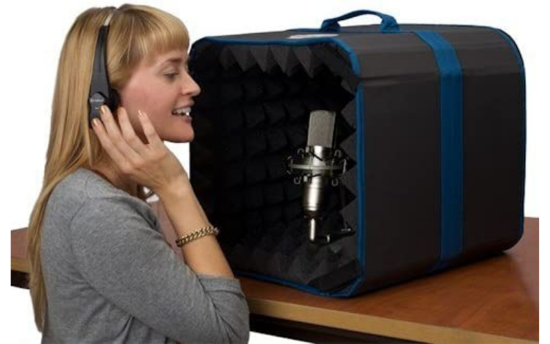 Best Portable Vocal Booths – Top 8 Picks of 2021 Review