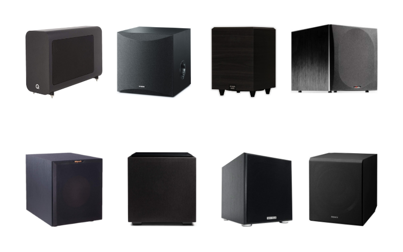Top 8 Best Subwoofers for Music on the Market in 2021 Review